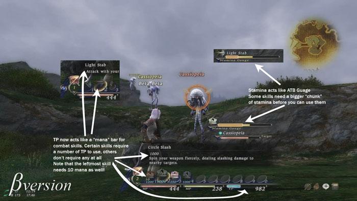 Gamasutra: Simon Ludgate's Blog - A Glimpse into FFXIV Combat